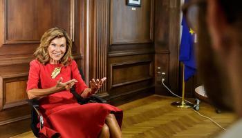 Online-Gespräch mit BK a.D. Dr. Brigitte Bierlein